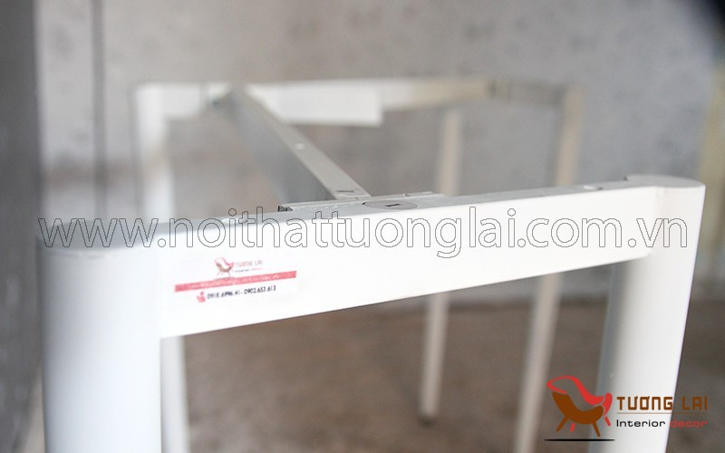 Gia công sắt inox - chân sắt côn bàn văn phòng