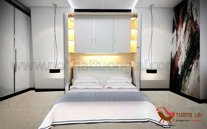 Giường gấp gọn