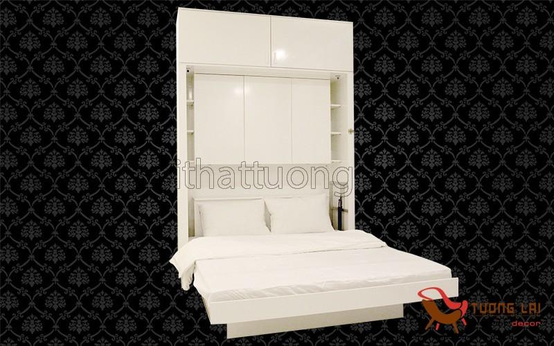 giường ngủ thông minh- Giường gấp  V5