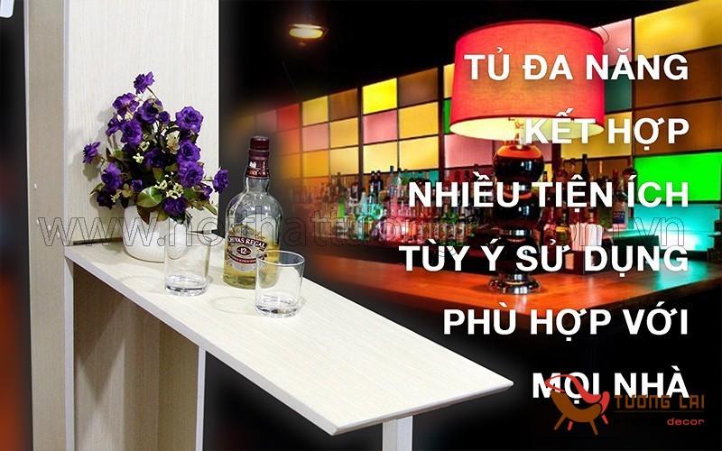 TỦ THÔNG MINH ĐA NĂNG