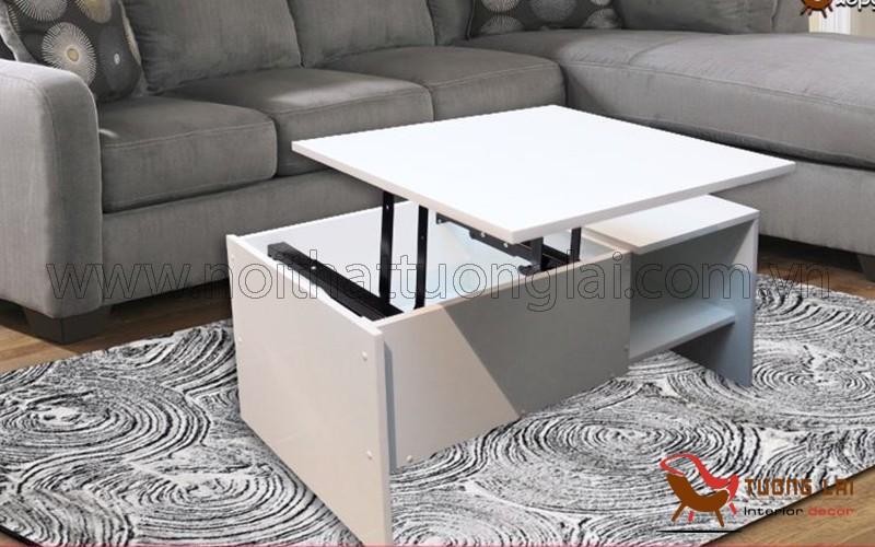 Gia công Ván MFC- Bàn sofa Thông minh tương lai