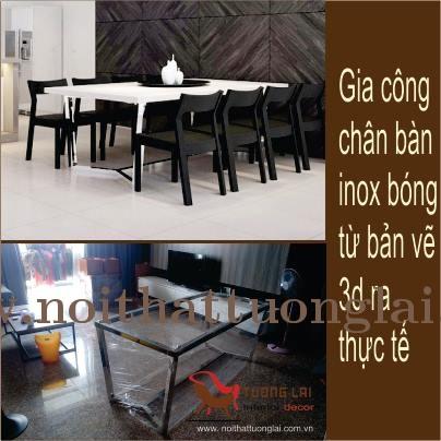 GIA CÔNG SẮT-INOX THEO THIẾT KẾ 3D